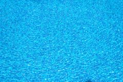 Swimming pool and flow with waves background royalty free stock photos