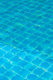 Swimming pool ground Stock Photo