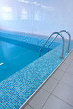 Swimming-pool in hotel Stock Photos