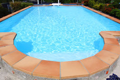 Swimming pool. Stock Photo
