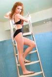 Swimming pool III Stock Photo