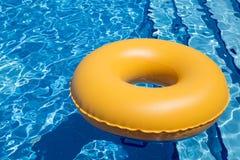 Swimming Pool Inner Tube Royalty Free Stock Image