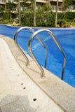 The swimming pool Stock Photo
