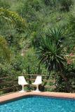Swimming pool in Nairobi, Kenya Royalty Free Stock Photography