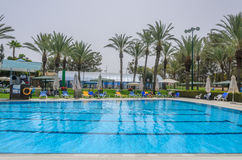 Swimming pool Royalty Free Stock Photography