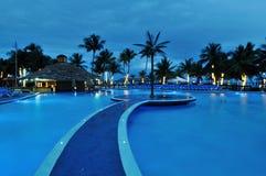 Resort in Bahamas Royalty Free Stock Photos