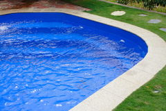 Swimming Pool In Park Stock Photos