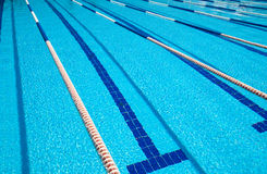 Lane lines swimming pool stock photos images pictures for Piscine guerande horaires