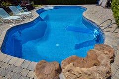 Swimming pool. Stock Photos