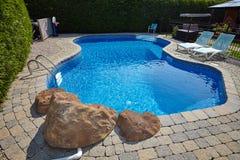 Swimming pool. Stock Image