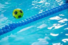 Swimming Pool Recreation Stock Image