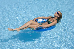 Swimming Pool - Relaxation - Vacation Stock Photos