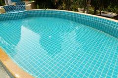 Swimming pool resorts Royalty Free Stock Image