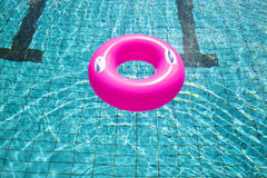 Swimming pool rings Royalty Free Stock Photo