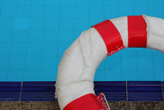Swimming pool safety Ring Royalty Free Stock Photography