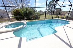 Swimming Pool and Spa Royalty Free Stock Photos
