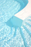 Swimming Pool Steps Stock Images