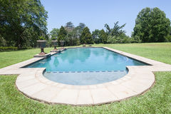 Swimming Pool Summer Stock Photos