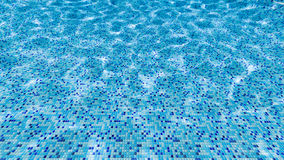 Swimming pool surface Royalty Free Stock Photo