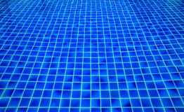 Swimming pool texture background. Royalty Free Stock Image