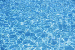 Swimming pool texture Royalty Free Stock Images
