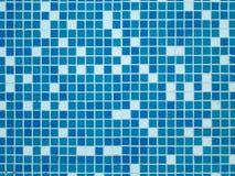 Swimming pool tiles Royalty Free Stock Photos