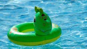 Swimming pool toy Stock Photo