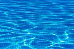 Swimming pool underwater. Stock Image