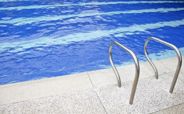 Swimming pool wate Royalty Free Stock Image