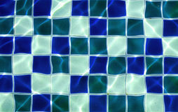 Swimming pool water background Royalty Free Stock Image