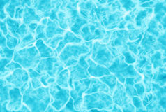 SWIMMING POOL WATER BACKGROUND Stock Image