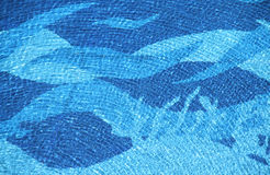 Swimming pool wave texture stock images