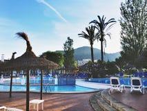 Swimming Resort Royalty Free Stock Images
