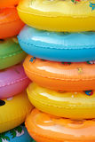Swimming rings Royalty Free Stock Photography