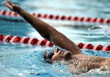Swimming - Sport Stock Image