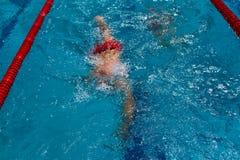Swimming - Stock Image Royalty Free Stock Photos