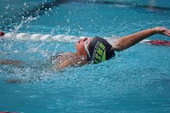 Swimming, Water, Leisure, Swimmer royalty free stock photos