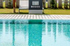 swimmingpool Στοκ Φωτογραφίες