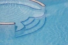 Swimmingpool Imagem de Stock