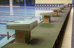 Swimmingpool Lizenzfreie Stockbilder