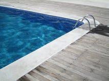 Swimmingpool Stockbild