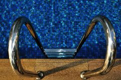 Swimmingpool stockfotos