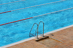 Swimmingpool Stockbild
