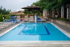 Swimmingpool. Lizenzfreies Stockbild