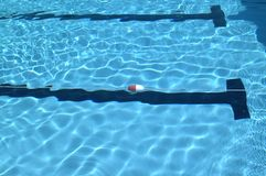 Swimmingpool stockfoto