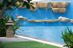 swimmingpool Fotografia de Stock Royalty Free