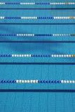 Swimmingpool Athen Griechenland Stockfotografie