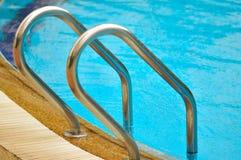 Swimmingpool II stockfotos
