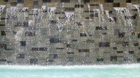 Swimmingpool im Freien Lizenzfreies Stockfoto