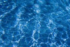 swimmingpool widok Zdjęcie Royalty Free